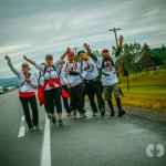 Hitting the 100km Kidney March Trail - Day One