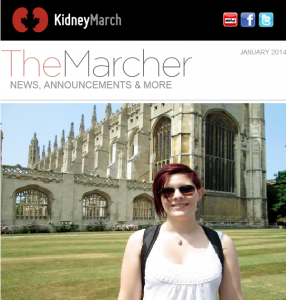 The Marcher January 2014