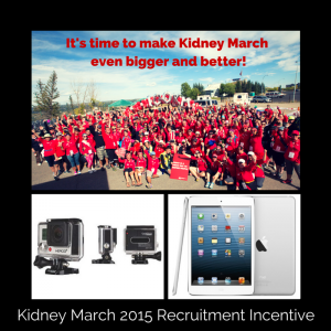 April 21 - KM 2015 Recruitment Incentive
